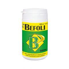 Befoli B-vitamiini tabl 100 kpl