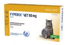 FYPERIX VET 50 mg paikallisvaleluliuos 0,5 ml
